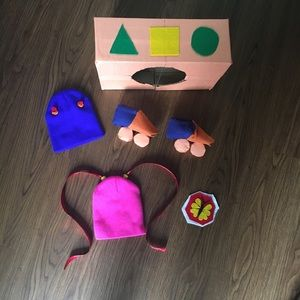 Handmade Team Umizoomi Accessories